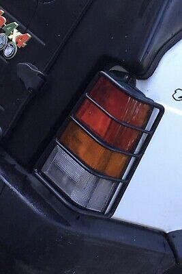 Griglie Fari Protezione  Fiat Panda 4x4 E 4x2 Restyling 8//6 mm Fino Al 2004 !
