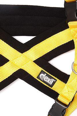 Dexil Elite Range Ultra Comfort Strong Cross Dog Harness!! 5