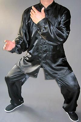 Tai Chi Schuhe Kung Fu Tai Chi Qigong  Schuhe Taiji schwarz
