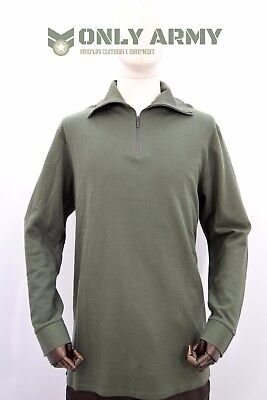 British Army Norgi MTP Norgie Cold Weather Thermal Fleece Jumper NORWEGIAN