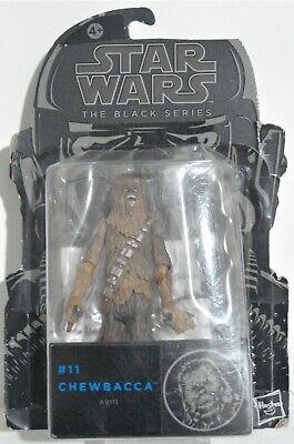 "Disney Star Wars  Hasbro 3.75"" Black Series Action Figures Force Awakens Rebel 4"