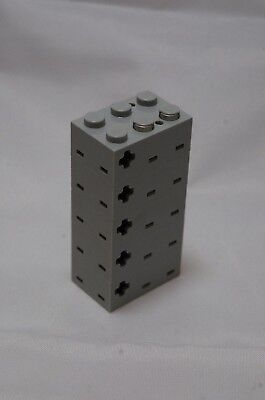 NEW LEGO PART 879 LIGHT GREY ELECTRIC TOUCH SENSOR x 1