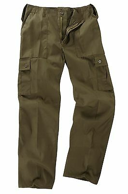 Kids Youth BDU Ranger 6-Pocket Combat Trousers Children Army Uniform Cargo 3