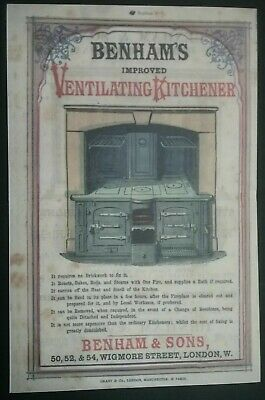 Victorian Adverts Booklet ***(See Photo's) ***(See Description For Details)*** 3