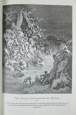 NEW KJV Holy Bible King James Version Illustrated By Gustave Dore Leather Bound 8
