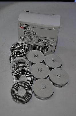 SCOTCH-BRITE 61500132156 Tapered Bristle Disc,2 In Dia,50G