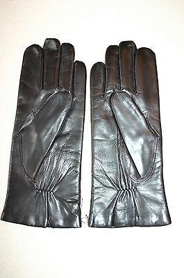 117852acdeff9 ELEGANTE LEDERHANDSCHUHE HERREN Handschuhe Leder gefüttert Wolle Laimböck