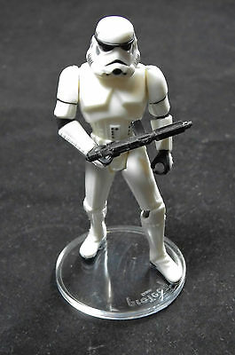 50 x PROTECH BLACK MODERN BRAND-NEW Star Wars Action Figure Display Stands
