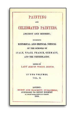 255 Rare Books on DVD  -  Painting Art History Oil Water Colour Renaissance F6 3