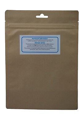 Pork Gelatine Powder 500G, 240 Bloom. Unflavoured powdered Gelatine or Gelatin 3