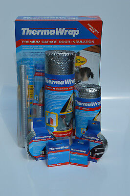 Easy Fit Insulation for Sheds /& Cellars 400mm x 5m double layered foil