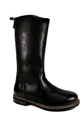 Bisgaard Herbst Stiefeletten Kinder Boots Leder//TEX Schuhe Gr.28-40 Antra 61038