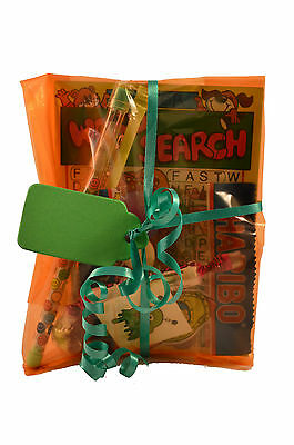 Childrens Pre Filled Party Parcels Bags, Kids Birthday, Wedding Favors Rewards 6
