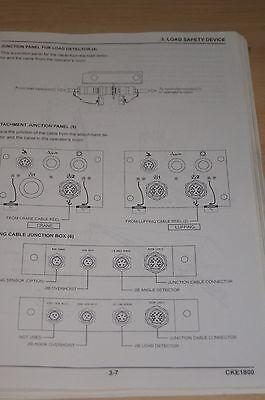 Kobelco Operation & Maintenance Manual CKE1800 6