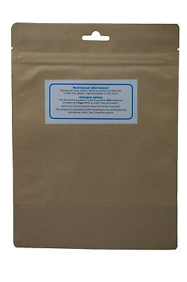 Pork Gelatine Powder 500G, 240 Bloom. Unflavoured powdered Gelatine or Gelatin 7