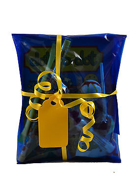 Childrens Pre Filled Party Parcels Bags, Kids Birthday, Wedding Favors Rewards 5