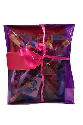 Childrens Pre Filled Party Parcels Bags, Kids Birthday, Wedding Favors Rewards 8