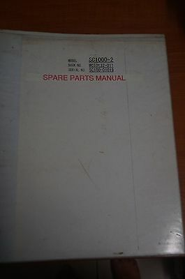 Hitachi Sumitomo SC1000-2 Parts Manual 10