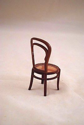 25mm=305mm Chair classic miniature P6637 1//12 scale wood Thonet Bentwood