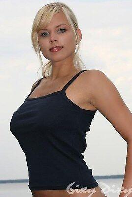 Sol´s Marken Träger TOP Shirt Tank T-Shirt in 5 Farben in XS S M L 36 38 40 42