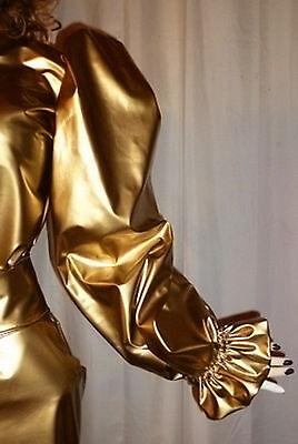 Lackkleid,Transvestit,Zofenkleid, Shiny,WetlookMaiddress Vinyldress,Sissydress,C 10