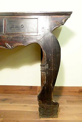 Antique Tall Temple Altar Table (5543), Phoebe Wood, Circa 1800-1949 3