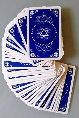 Lenormand Wahrsagekarten Kartendeck ASS Kartenlegen