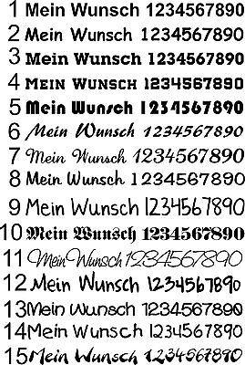 S56 Schiefer Türschild Name Lasergravur Schieferplatte Namensschild