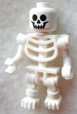 ... 10 NEW LEGO SKELETON LOT halloween minifig minifigure figure pirates castle toy 2