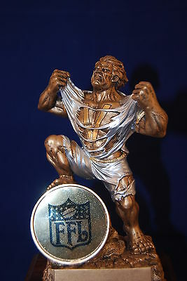 MONSTER FANTASY FOOTBALL TROPHY-  FREE ENGRAVING!! SHIPS IN 1 BUSINESS DAY!!