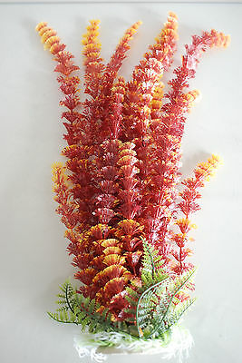 Aquarium Plants Approx 35cms High Small Leaf Bronze Suitable for all Aquariums 3