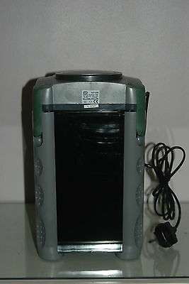 Aquarium External Filter 600 Lts Per Hour With Washable Filters Complete System 2