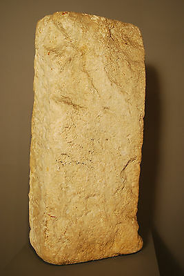 330 - 1204 A.d. Byzantine Christian Sandstone Carving Of Baby Jesus And Shepard 10