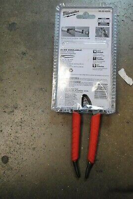 "Milwaukee 8"" Comfort Grip Hex-Jaw Pliers (48-22-6208) 2"