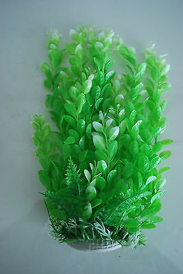 Aquarium Plants Approx 33cms High Green Suitable for all Aquariums 2