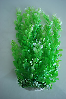 Aquarium Plants Approx 33cms High Green Suitable for all Aquariums 3