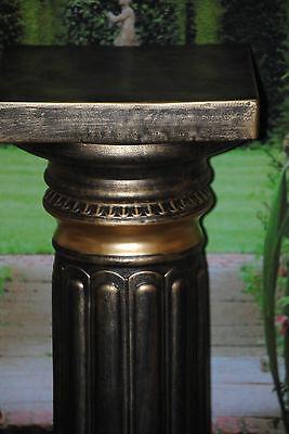 Säule Ablage Blumensäule Antik Barock Tisch Tische 1016-70