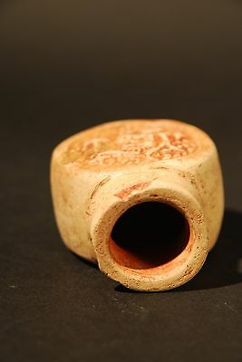 Mayan Poison Bottle 600 - 800 A.d. 8