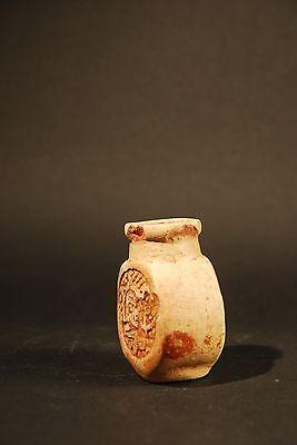 Mayan Poison Bottle 600 - 800 A.d. 4