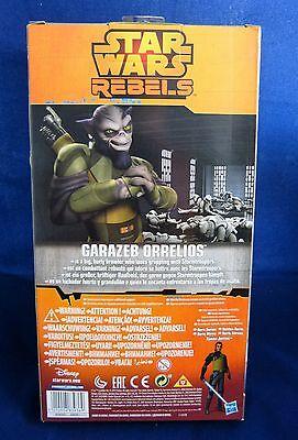Hasbro A8840 Star Wars Rebels  Garazeb Orrelios Deluxe Figur 30 cm  Neu & OVP