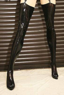 LATEXVERTRIEB - Latex Strümpfe lang - stockings 2