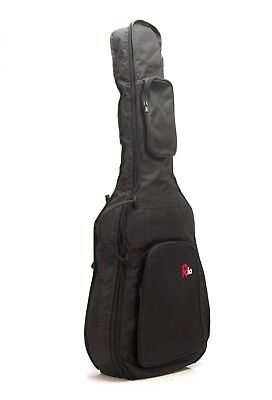 Rio Guitar Bag Acoustic Classical Electric Bass Case Cover GigBag With Straps 4