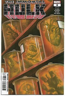 IMMORTAL HULK #1 2 3 4 THRU 15 + 1st PRINT MULTIPLE PRINTINGS CHOICE 2018 NM- NM 8