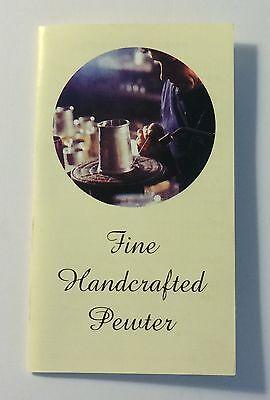 Engraved Free NIB 19 oz English Pewter High Polished Tankard by Pinder Brothers