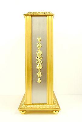 Clock Lavigne Pendulum Napoleon III Bronze H:24 cm 5,5 kg Wide Clock c1980 4