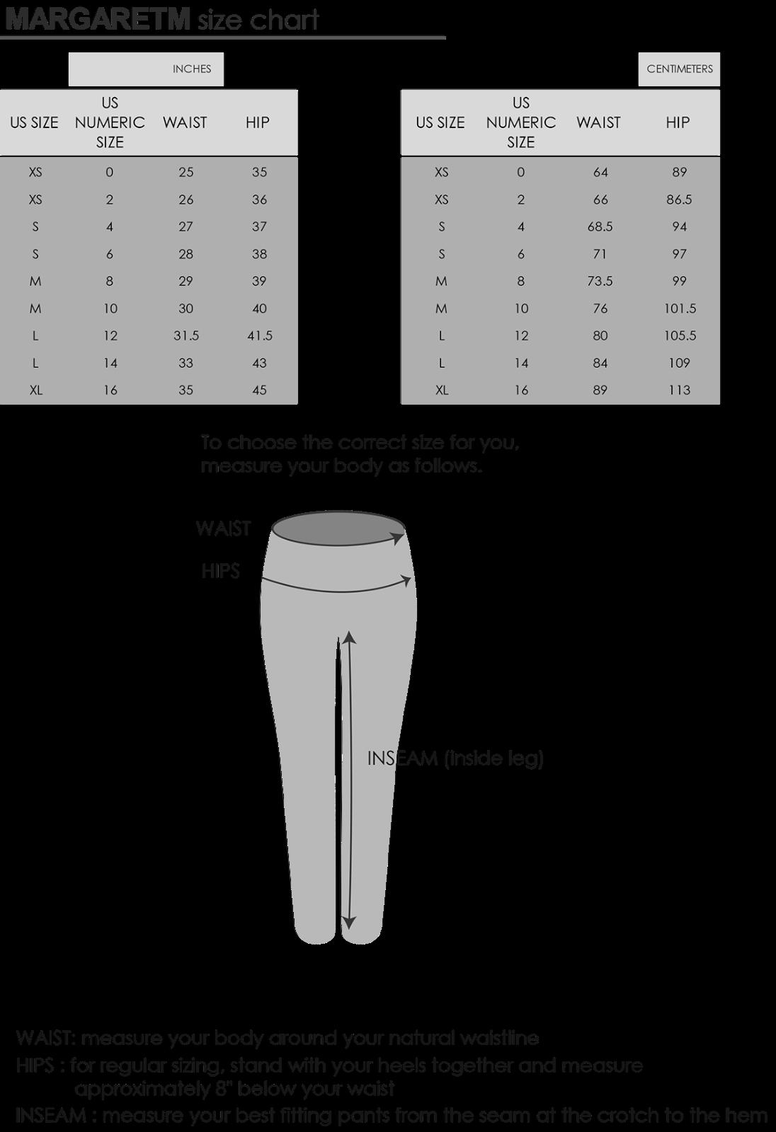 Plain Black Margaret M Slimming Petite Pants for Stitch Fix NWT