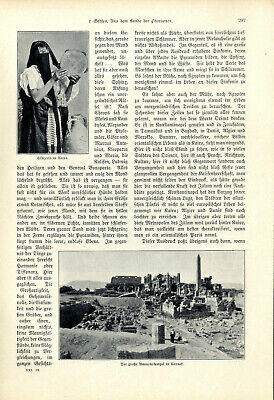 H.v.Gehlen Ägypten Aus dem Lande der Pharaonen El Kantara Kairo Giseh Karnak1904 4