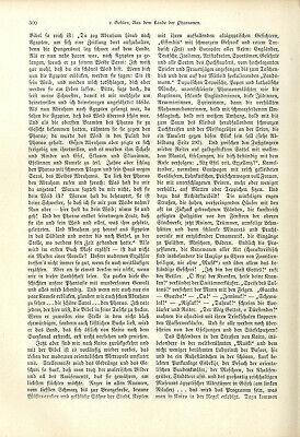 H.v.Gehlen Ägypten Aus dem Lande der Pharaonen El Kantara Kairo Giseh Karnak1904 7