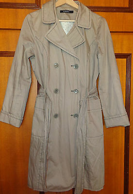 IMPERMÉABLE TRENCH CAROLL 38 40 beige - EUR 24,00   PicClick FR 524dfbac40f