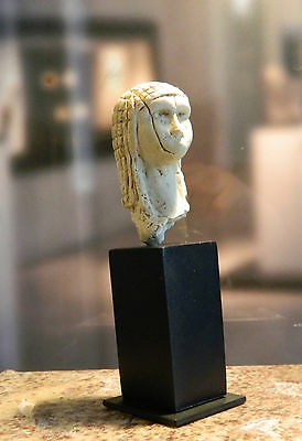 Doppelköfige Figurine 2000 v Chr Hethiter Kültepe - Anatolien ca